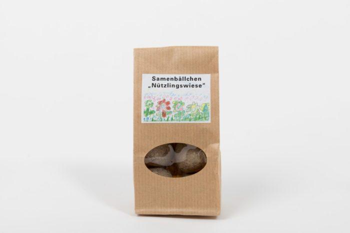Seedballs natur garten samenbällchen nützlingswiese