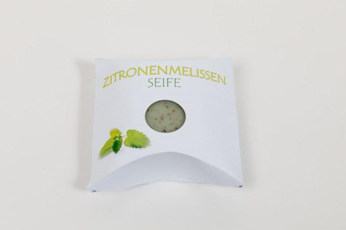 Rosentaler Seifensiederei Lebenshilfe Natur- und Geschenkseife Zitronenmelissen