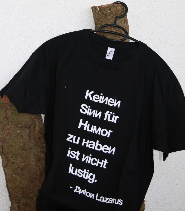 T-shirt Humor Medienwerkstatt Lieboch