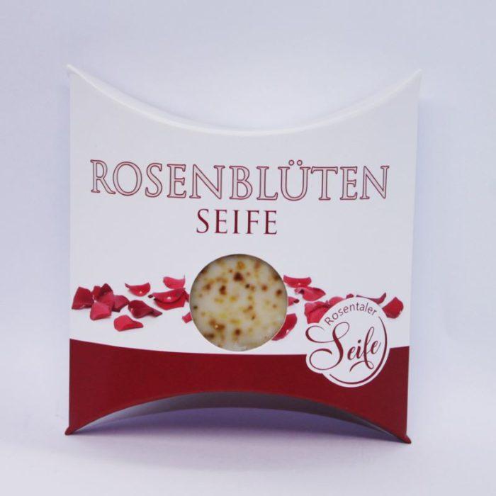Rosenblüten-seife