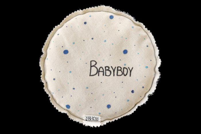 Dinkelkissen Babyboy
