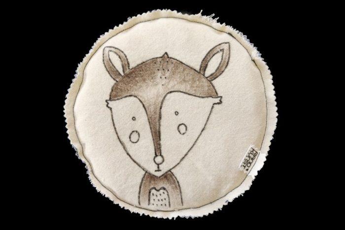 Dinkelkissen Fuchs