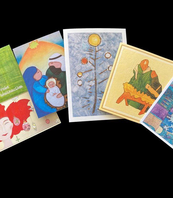 Weihnachskarten-Set