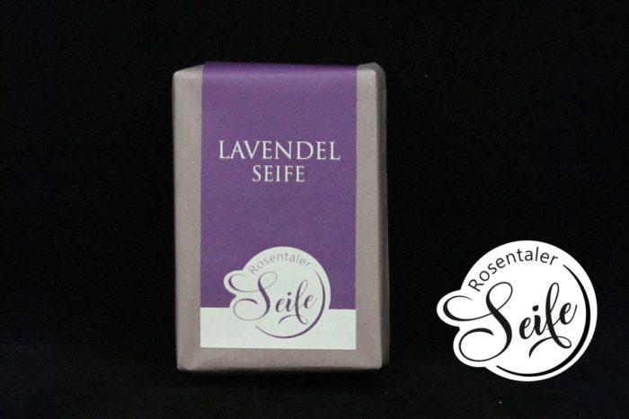 Lavendelseife Block