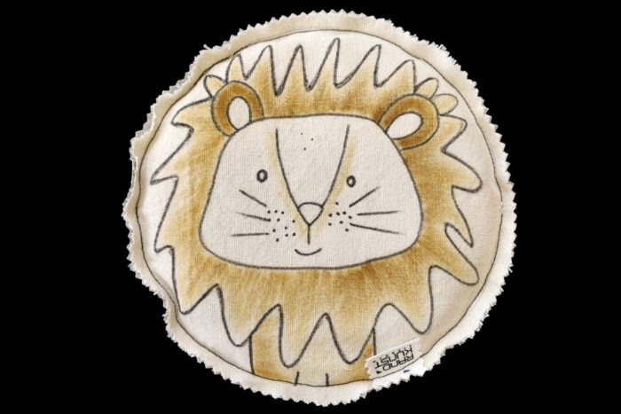Dinkelkissen Löwe