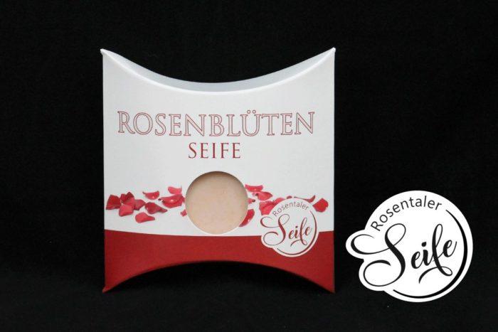 Rosenblütenseife